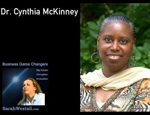 CYNTHIA MCKINNEY – EINE FRAU MIT POWER & POTENTIAL