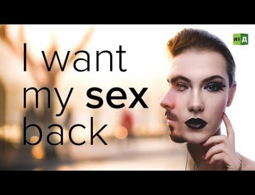 ICH WILL MEINEN SEX ZURÜCK