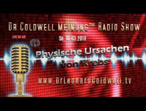 DIE KÖRPERLICHEN URSACHEN VON KREBS – Dr. Leonard Coldwell