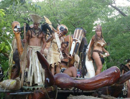 EASTER ISLAND TAPATI FESTIVALS