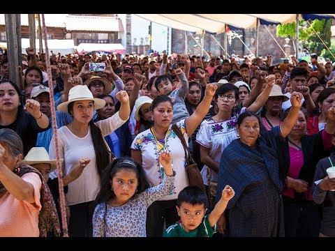 CHERÁN IN MEXICO IS CELEBRATING 7 YEARS SELFGOVERNANCE