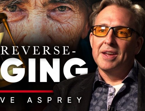 DAVE ASPREY – IS IT POSSIBLE TO AGE BACKWARDS AND BE YOUNGER?