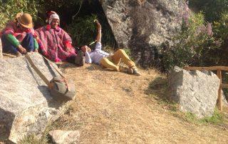 Q´ero Inka Schamanen aus Peru