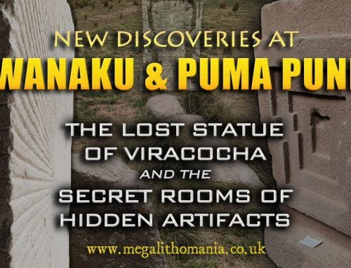TIWANAKU TEMPLE DISCOVERIES – CORONA ZWINGT – WIR REISEN ONLINE & NACH INNEN