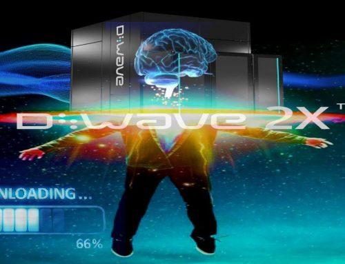 D-WAVE-QUANTENCOMPUTER IST EIN STARGATE-HIVE-GEDANKENPORTAL ZUM UNIVERSUM IN IHREM GEHIRN