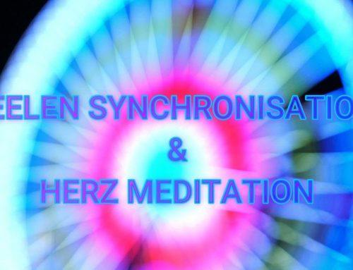 SOUL SYNC MEDITATION – Seele synchronizieren und mit Herz in Balance bringen