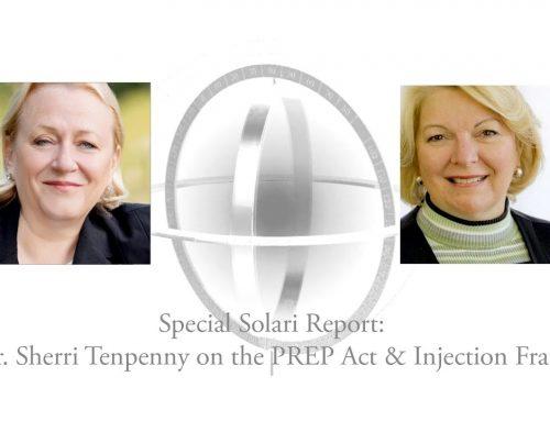 DR. TENPENNY & CATHERINE AUSTIN FITTS – PREP-Gesetz & Injektionsbetrug / Gesetz über die öffentliche Bereitschaft und Notfallvorsorge / Der Injektionsbetrug – es ist kein Impfstoff